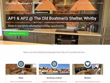 Old Boat Man's Shelter - Holiday Apartment Booking Website
